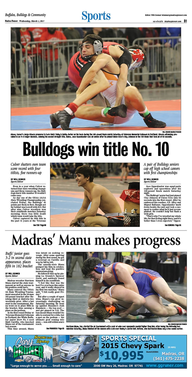 3-1-17 Sports2-8-17 SECTION B Front